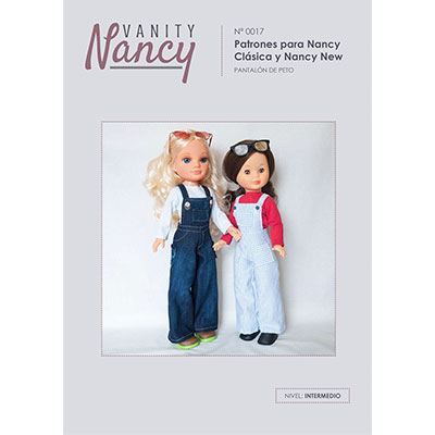 Patrones y tutorial de peto para Nancy