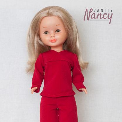 Patrones de vestidos Nancy para imprimir