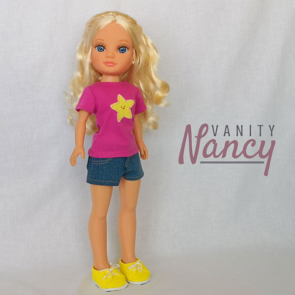 Hacer ropa para Nancy New